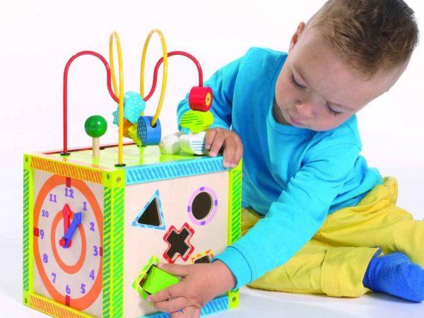 I giochi per neonati da 0 a 6 mesi