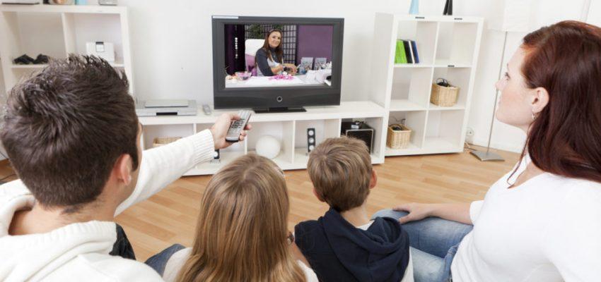 Tra genitori e figli non mettere la TV