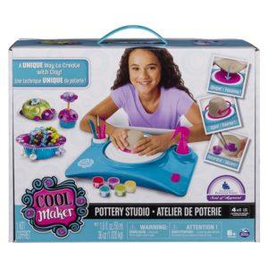 Idee regalo Natale bambini - gioco ceramica