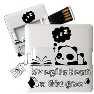 Idee regalo Natale ragazzo - Penna USB personalizzata