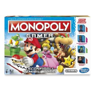 Idee regalo Natale bambini - Monopoli Gamer