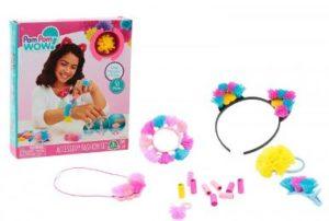 Idee regalo Natale ragazzo e ragazza - Pom Pom kit