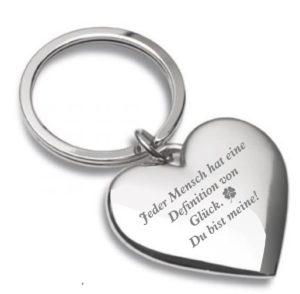 Portachiavi - regalo San Valentino
