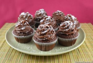 Muffin al bacio San valentino cena
