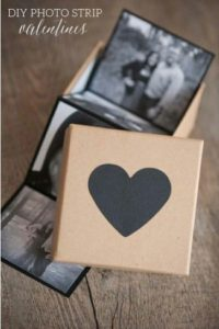 scatola sorpresa - idee regalo san valentino fai da te