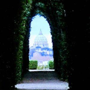 Posti romantici Roma Aventino Buco serratura