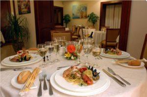 Le Cheminee ristorante romantico Napoli San Valentino