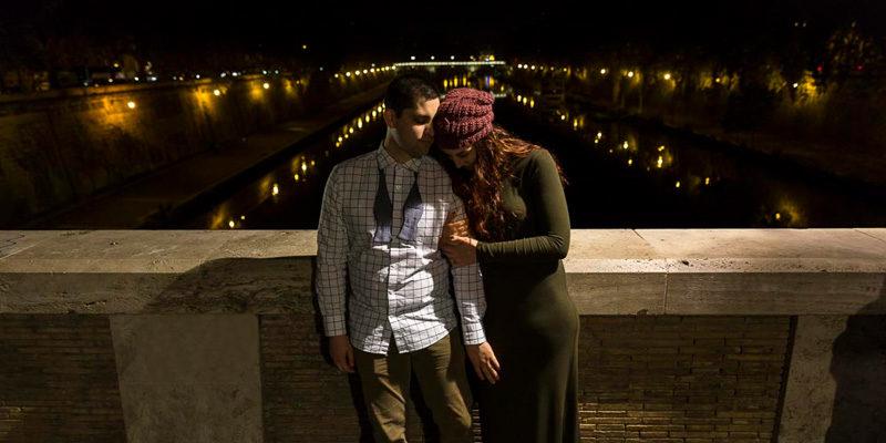 Posti romantici a Roma di sera e di giorno