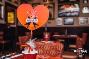 San Valentino Roma Hard Rock Caffe