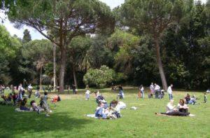Parco Virgiliano Napoli Scampagnata Pasquetta Napoli