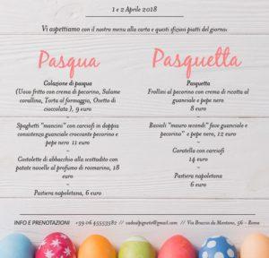 pasqua roma pigneto