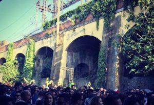 25 aprile ex dogana roma