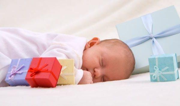 Regali neonato: idee regalo per bambini maschio o femmina di 3 o 4 mesi