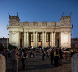 la galleria nazionale roma 8 marzo