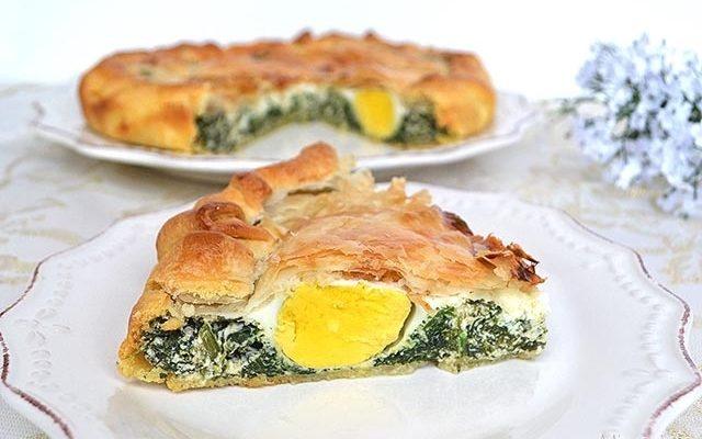 Torta Pasqualina ricetta originale