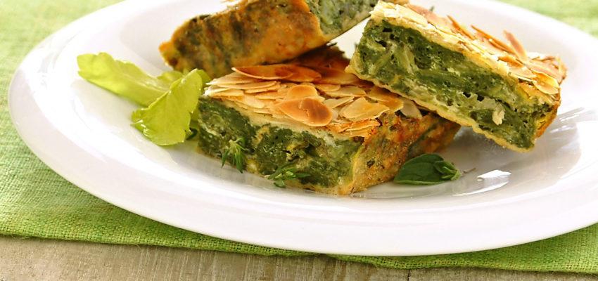 Fave ricette contorno: Torta in verde