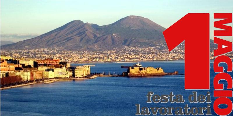1 Maggio eventi Napoli