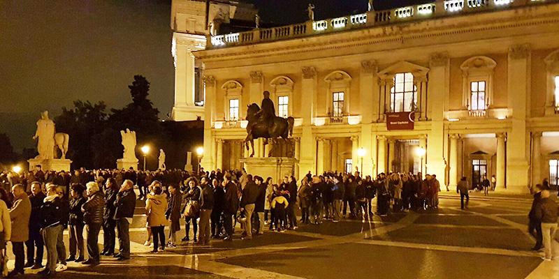 21 aprile roma musei gratis