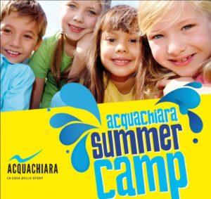 Centri estivi 2018 Napoli: acquachiara Summer Camp