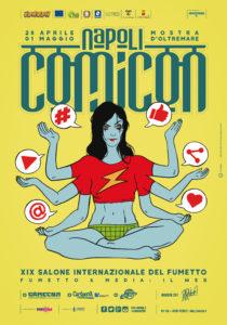 1 Maggio eventi Napoli Comicon