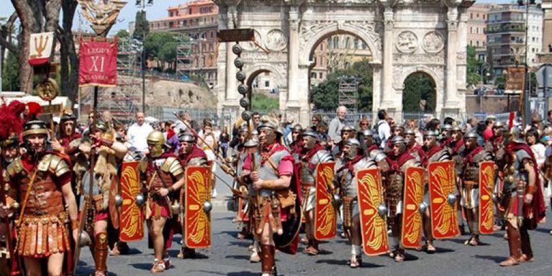 Natale di Roma eventi 2018: tanti appuntamenti il 21 e 22 Aprile