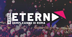 natale di roma eventi 2018 eterna