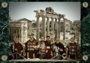 natale di roma eventi 2018 gruppo storico romano