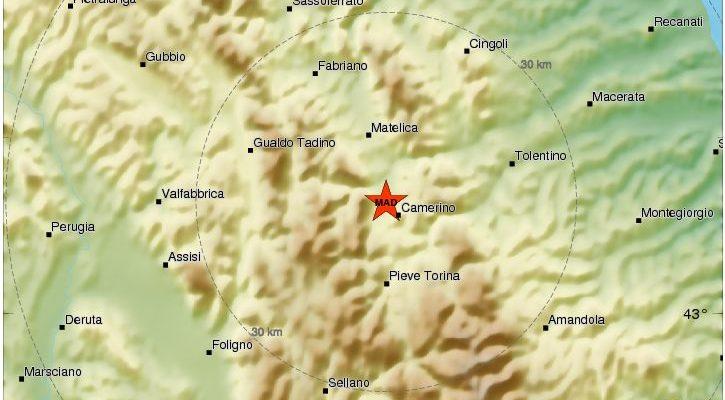ROMA, avvertita scossa di terremoto questa mattina