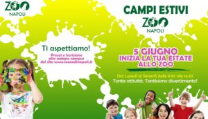 Campi estivi 2018 Napoli: zoo