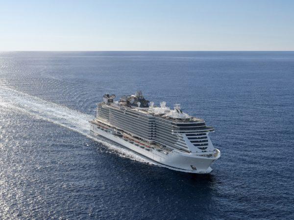Crociere MSC Giugno 2018: da Napoli parte la nave MSC Seaview