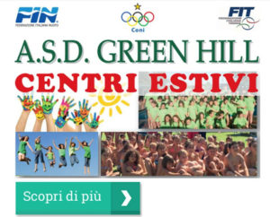 centri estivi roma new green hill