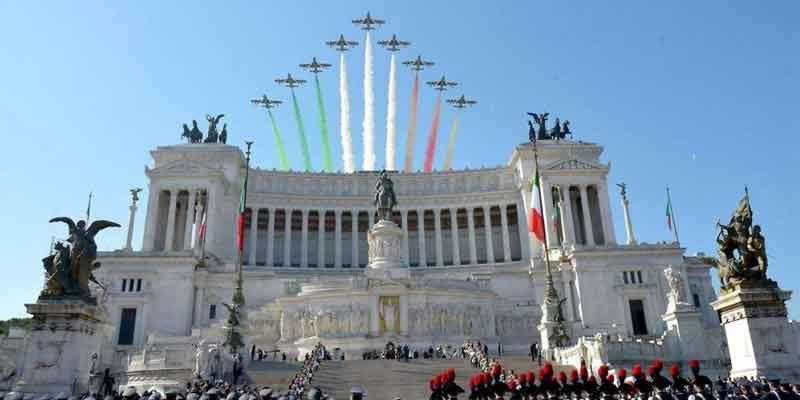 Roma eventi 2 Giugno: musei gratis, aperture straordinarie e sagre in programma oggi
