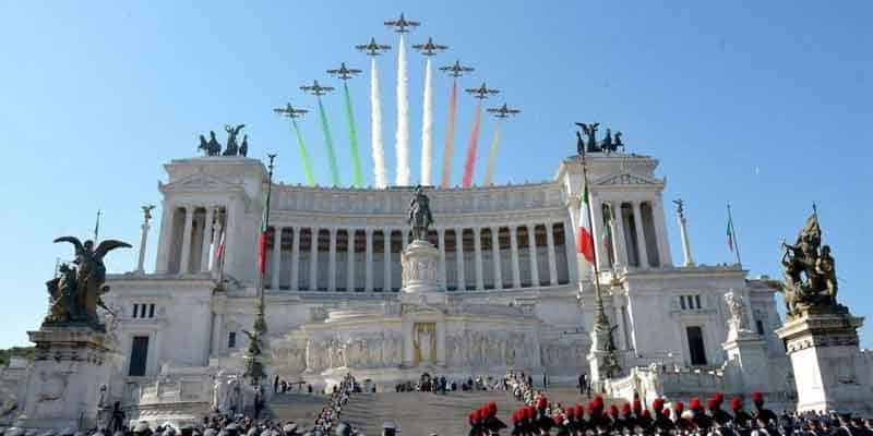 roma eventi 2 giugno
