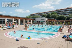roma piscina all'aperto parco kolbe