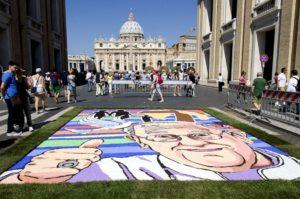 39 giugno eventi roma infiorata