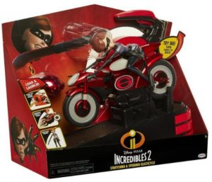 Incredibili 2 personaggi giocattolo - veicolo edna