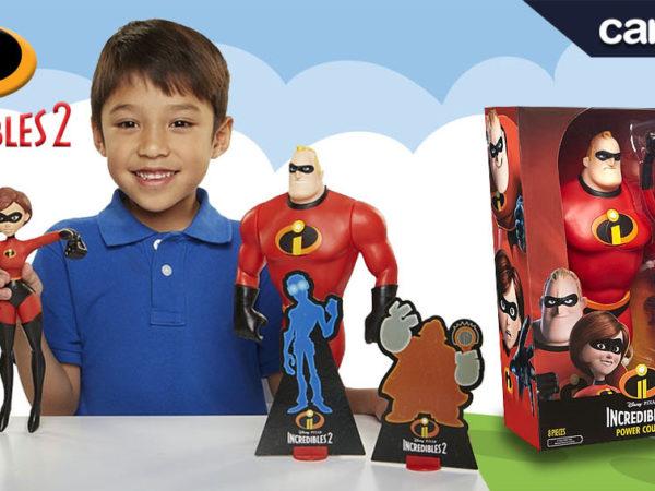 Incredibili 2 personaggi giocattoli: dove acquistarli ad un prezzo scontato