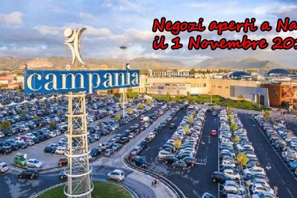 Negozi aperti 1 novembre 2018 Napoli: ecco i centri aperti per il ponte ognissanti