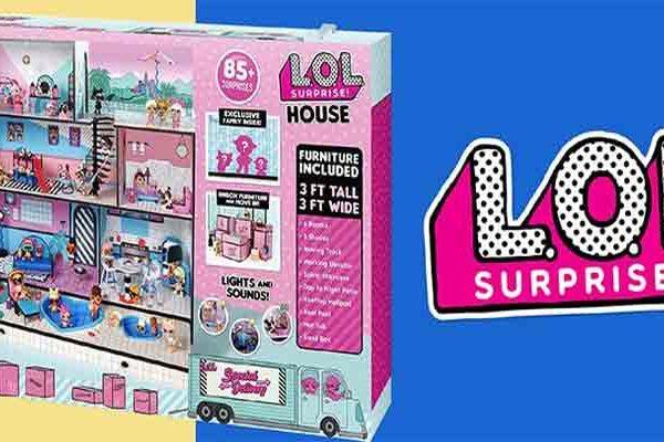 LOL Surprise house prezzo: dove comprare la casa LOL Surprise 2018