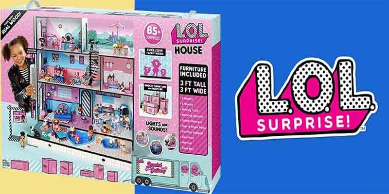 LOL surprise prezzo: dove comprare la casa delle LOL surprise