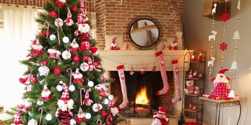 Albero di Natale addobbi 2018
