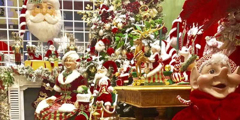 9cc146378b Roma negozi di addobbi natalizi: dove acquistare l'albero di Natale e non  solo