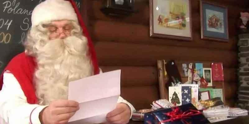 Video Babbo Natale personalizzato italiano gratis