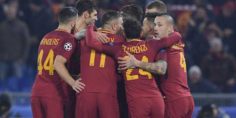 champions roma dove vedere la partita