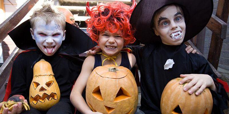 Halloween Per Bambini.Halloween Napoli Bambini 2018 Eventi E Feste Per Il 31 Ottobre 2018