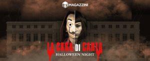 halloween roma ex magazzini