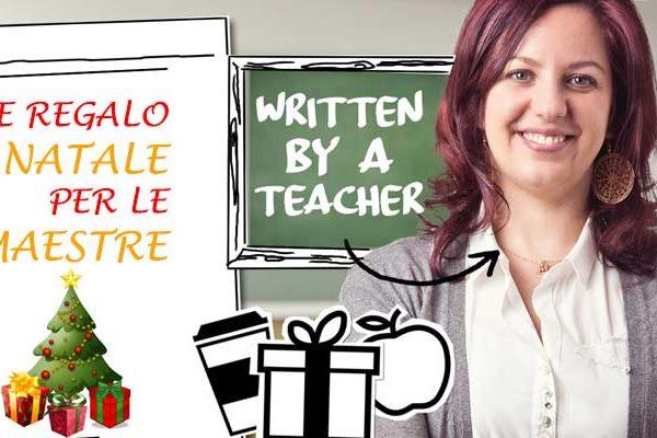 Regali Natale maestre asilo: idee regalo per le maestre scuola materna