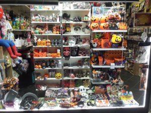 negozio per halloween roma