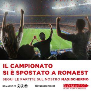 partite calcio roma dove vederle