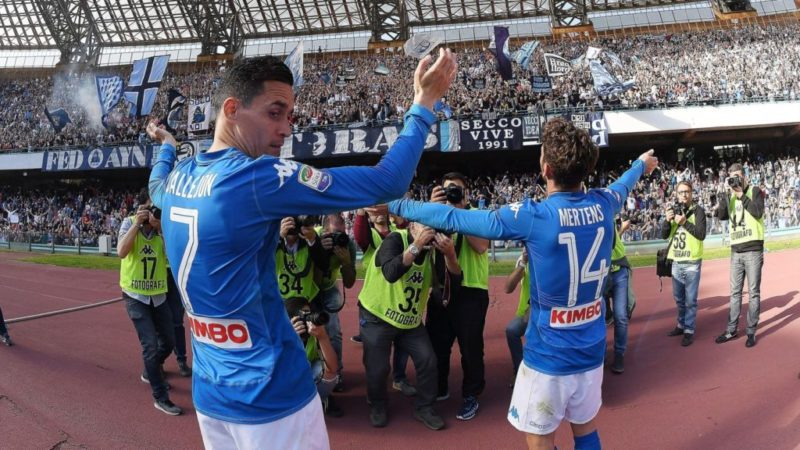 Europa League Napoli 2019 dove vederla